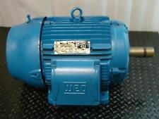Weg Electric Motor 25hp 380V 3PH 36A 1765RPM Z02518ET3J041411