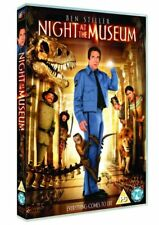 Night At The Museum DVD Comedy starring Ben Stiller Robin Williams Mickey Rooney