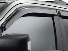 Genuine OEM 2009-2015 Honda Pilot Door Window Visors