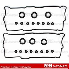 For Toyota 3.4L Tacoma 4Runner Tundra 5VZFE Valve Cover Gasket w/Grommet & Seals
