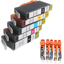 5x Ink cartridge Compatible for HP 564XL Photosmart B8550 B8553 D5460 D7560 7520