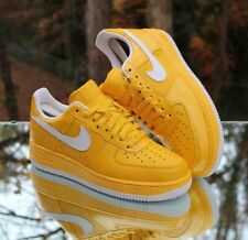 Nike Air Force 1 '07 Low Women's Size 10 Varsity Maize White 2008 315115-713
