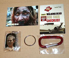 The Walking Dead Carol Peletier Dog Tag & Sticker/Autocollant