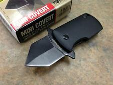 Black Legion Mini Covert Spring Assist Folding Knife