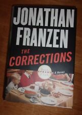THE CORRECTIONS  by Jonathan Franzen (2001, Hardcover) OPRAH'S BOOK CLUB