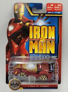Maisto Iron Man 2 DieCast Collection Mark IV ( Oneway ) 1:64 Scale