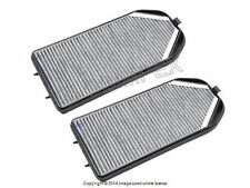 BMW E38 (95-01) Cabin Air Filter Activated Charcoal Plastic frame (2) AIRMATIC