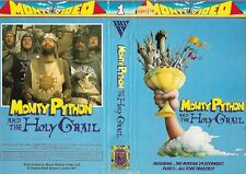 PRE-CERT VIDEO SLEEVE - BRENT WALKER - MONTY PYTHON AND THE HOLY GRAIL