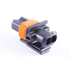 BMW Injector Plug 2 Pin Connector Bosch Common Rail Diesel Injectors Unshrouded