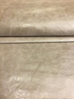 Beige Leather Hides Genuine Lamb Skins Pearl Finish Upholstery Craft Fabric F889