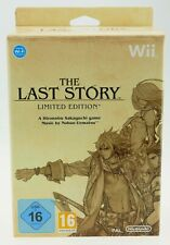 The Last Story - Limited Edition | Nintendo Wii | NEW SEALED Collector