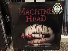 MACHINE HEAD - CATHARSIS - RED / WHITE BI-COLORED VINYL - LP record pantera