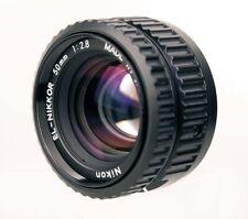 Nikon EL-Nikkor 50mm 2,8 Vergrößerungsobjektiv enlarger lens 2079716