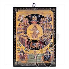 Das Lob dem Glauben Ikone aus Griechenland Хвала Вере 1014 икона