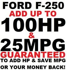 Fits 97-09 Ford F-250 V10 Truck 6.8L Performance Tuner Chip Programmer Save Gas
