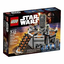 LEGO Carbon Freezing Chamber new sealed Star Wars Empire Strikes Back set 75137