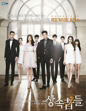 DRAMA -KOREA- THE HEIRS - DVD BOX-SET