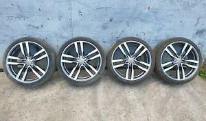AUDI TT MK3 S Line Alloy Wheels 19'' GENUINE
