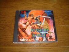 PC-Engine Rastan Saga II 2 Japan NEC PCE
