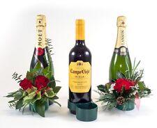 Bloomie clip Bouquet Flower Boxes Living Vases Florist Box Flower Plant Aqua