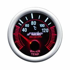 INDICATORE STRUMENTO MANOMETRO TEMPERATURA ACQUA by SIMONI RACING WT/A 52mm