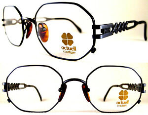 Vintage & Very RARE ACTUELL COUTURE by NEOSTYLE Gents Optical Frame. Handcrafted