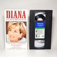 Diana: A Celebration (VHS, 1997) | Free Shipping