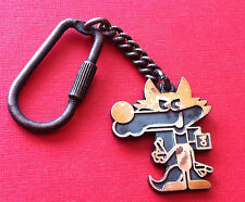 Old vintage Keychains -  VUCKO OFFICIAL MASCOTE - OLYMPIC'S SARAJEVO 1984 !