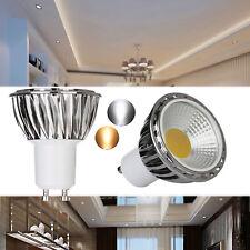 LED COB Spotlight Bulb GU10 10W Replace 50W Halogen White Lamp 110V 220V RD500