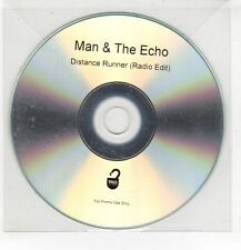 (HF630) Man & The Echo, Distance Runner - DJ CD