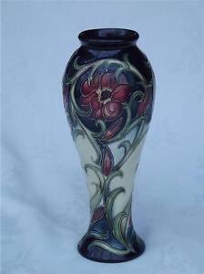 Moorcroft Art Nouveau Style Vase - Rachel Bishop