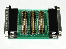 SUB D Mess und Prüf  Adapter  62  polig  High Density  230454-IC