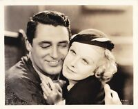 JEAN HARLOW CARY GRANT Original Vintage 1936 SUZY MGM Studio Portrait Photo