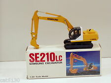 Samsung SE210LC Excavator - 1/50 - Kingstar Toy - MIB