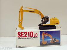 Samsung SE210LC Excavator - 1/50 - Kingstar Toy - MIB