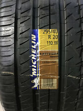 1 New 295 40 20 Michelin Latitude Sport Tire