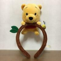 Tokyo Disney Resort Hair Band Head Band  Winnie the Pooh Japan F/S