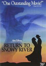 RETURN TO SNOWY RIVER DVD NEW