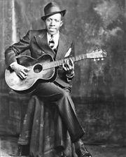 American Blues Singer ROBERT JOHNSON Glossy 8x10 Photo Musician Poster Print