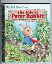The Tale of Peter Rabbit (1993, Little Golden Book)