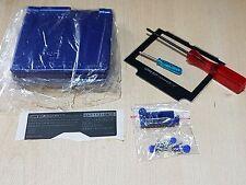 Nintendo Game Boy Advance SP de reemplazo azul Shell Nueva Carcasa Con Herramientas