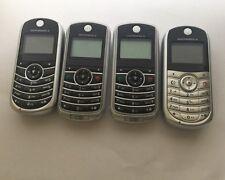 LOTTO STOCK 4 cellulari  MOTOROLA c139 c121 c140