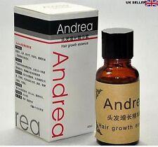 2014 Nuevo rápido crecimiento del cabello Andrea Tratamiento Capilar esencia Anti Pérdida De Cabello