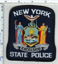 State Police (New York) 3rd Shoulder Patch