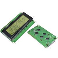 1/2/5PCS 204 20x4 Character 2004 LCD Display Module  Yellow Green Blacklight