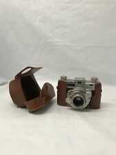 Kodak 35 Vintage Camera with Case