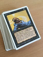 MTG Magic the GatheringUNLIMITED commons (58 cards)