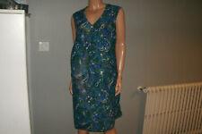 blouse nylon  nylon  kittel nylon overall   N° 2969    T48/50