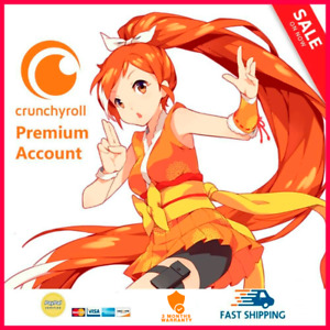 Crunchyroll Premium Private | 12 months