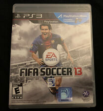 FIFA Soccer 13 2013 PS3 Lionel Messi EUC Free Ship!